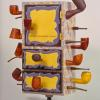 From the Cabinet Sculpture series by Burnell Yow!