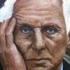 Max Ernst,  surrealist artist.